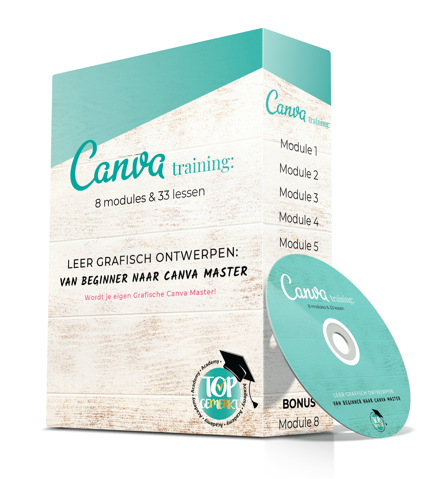 Online Canva Training - Van Beginner Naar Canva Master