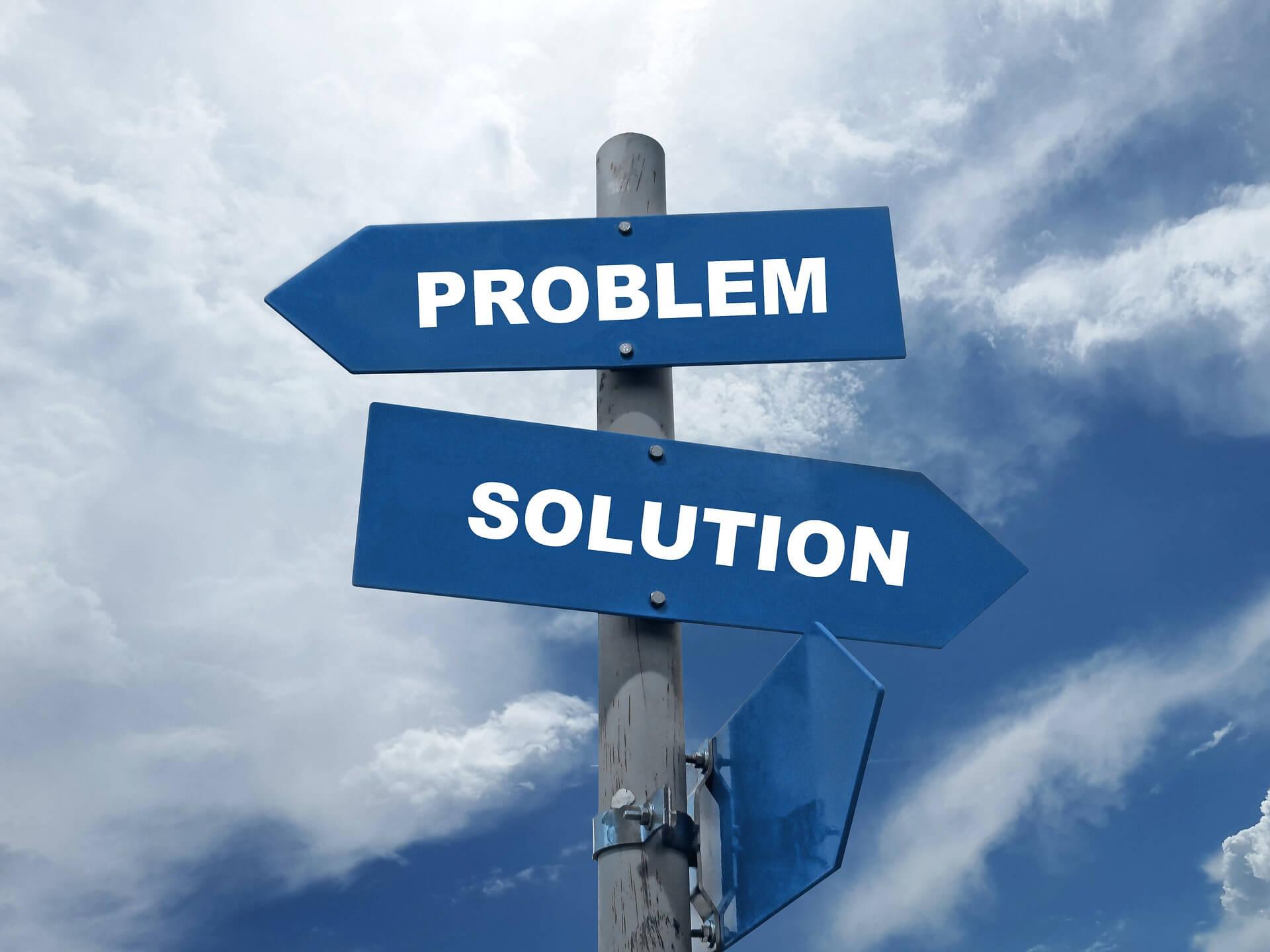 Problem-Solution - TopGemerkt