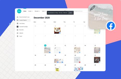 Nieuwe Canva Functies - contentplanner - TopGemerkt